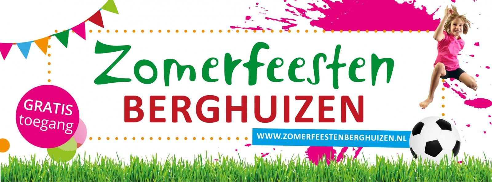 Zomerfeesten FC Berghuizen @ Sportpark ´t Venterinck | Oldenzaal | Overijssel | Nederland